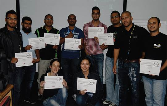 Delegates-at-the-Electrosonic-SA-Durban-office