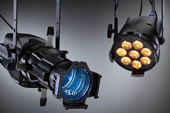 ColorSource LED Fixtures