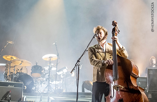 Martin by HARMAN Shines the Way for Mumford and Sons in SA