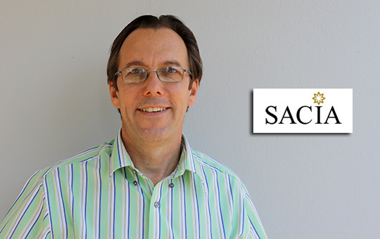 Bruce Genricks elected as the new chair of SACIA's ProAV Council