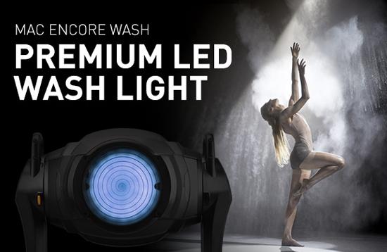 Martin by HARMAN Introduces MAC Encore Wash