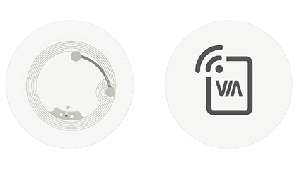 VIA NFC Tag : VIA Login Tag for Android Devices