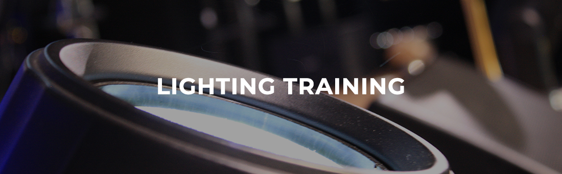 Training Lighting Banner