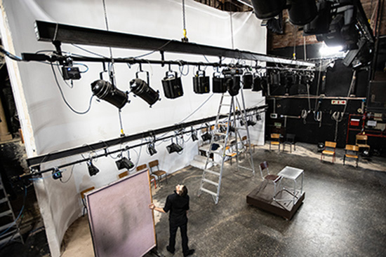 Electrosonic delivers a big upgrade for the Little Theatre at UCT