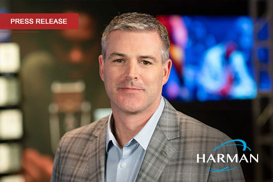 HARMAN Professional Solutions Announces  Brian Divine as Division President