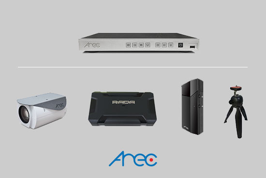 Create your remote study and work environment with AREC's Media Capture System