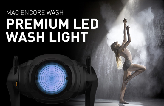 Martin by HARMAN Introduces MAC Encore Wash