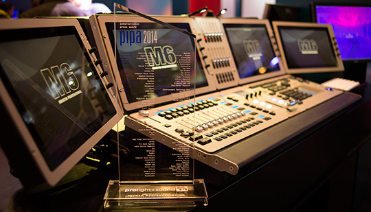 M6 CONTROLLER TAKES HOME THE PIPA AWARD