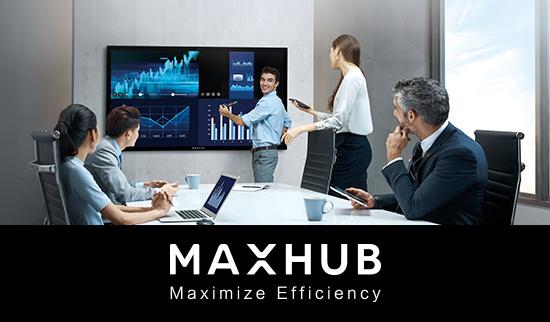 Electrosonic sole distributor of MAXHUB in SA