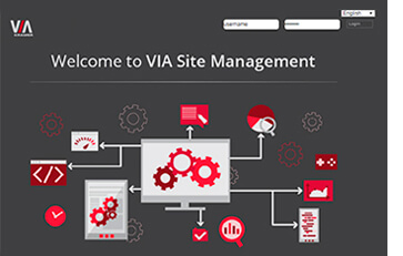 VSM: VIA Site Management